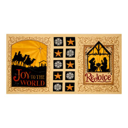 Moda Rejoice In The Season 22 In. Panel Parchment