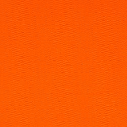 Kaufman Kobe Twill Orange Fabric