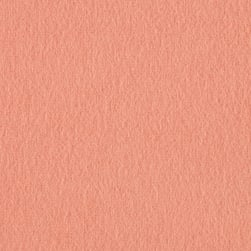 Kaufman Flannel Solid Peach Fabric