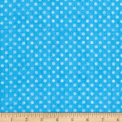 Essentials Dotsy Brick Blue