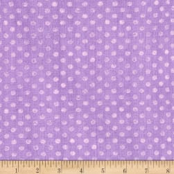 Essentials Dotsy Lavender Fabric