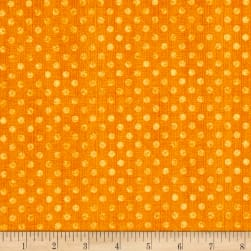 Essentials Dotsy Orange