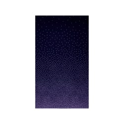 Kaleidoscope Confetti Dark Blue