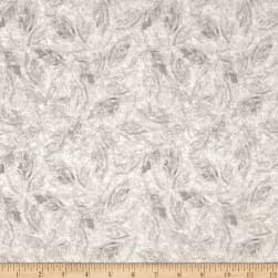 Riley Blake Silver Sparkle Shimmer Gray Metallic Fabric