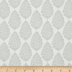 Premier Prints Jersey Twill French Gray