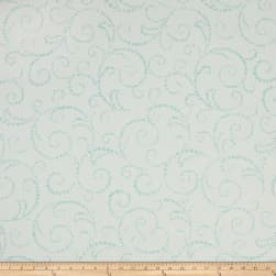 Premier Prints Scroll Twill Holiday Blue