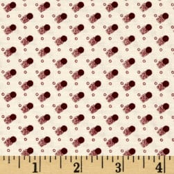 Penny Rose Americana ll Dots Red