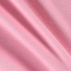 Fabric Merchants Ponte de Roma Solid Pink Fabric