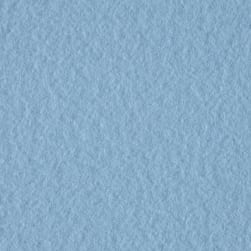 Solid Fleece Baby Blue Fabric