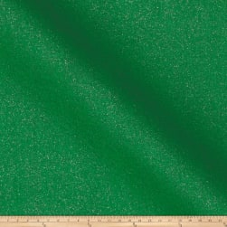 Opalessence Glitter Metallic Green Fabric
