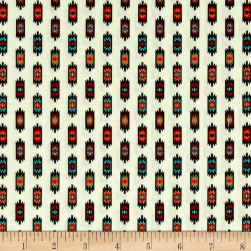 Native Spirit Native Icons Cream Fabric