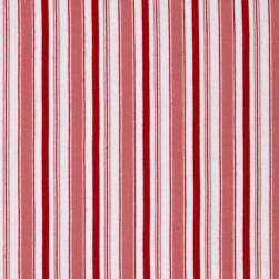 Riley Blake Cozy Christmas Flannel Stripe Pink Fabric