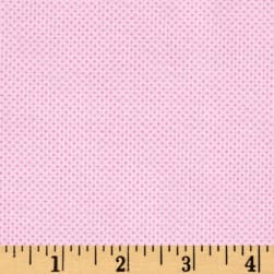 Timeless Treasures Pin Dot Ballet Fabric