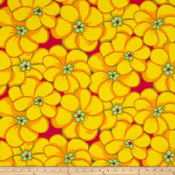 Brandon Mably Elephant Flower Yellow