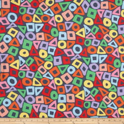 Brandon Mably Puzzle Grey Fabric
