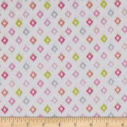 Meadow Thistle Pink Fabric