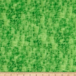 Timeless Treasures Flannel Studio Texture Grass Fabric