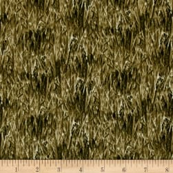 Duck Lake Reeds Earth Fabric