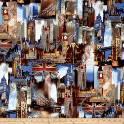 City of London Fog Fabric