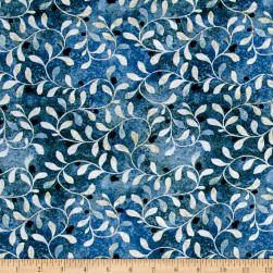 Contempo Twilight Divine Navy Fabric