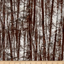 Kanvas Into the Woods Forest Trees Brown