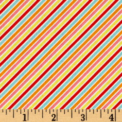 Riley Blake Wistful Winds Stripe Multi Fabric