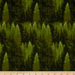 Penny Rose Majestic Outdoors Forest Dark Green