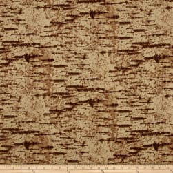 Penny Rose Majestic Outdoors Birch Brown Fabric