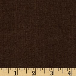"108"" Quilt Wide Back Solid Brown"
