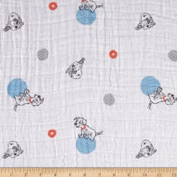 Disney Bambino Double Gauze 101 Dalmations