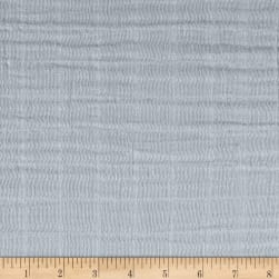 Bambino Double Gauze Solid Stone Fabric