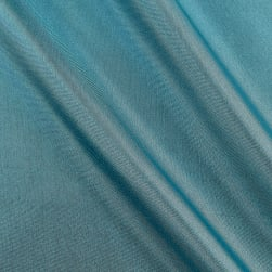 100% China Silk Lining Teal