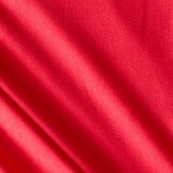 Jersey Knit Solid Dark Coral Fabric