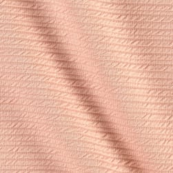 Ottoman Double Knit Solid Blush Rose