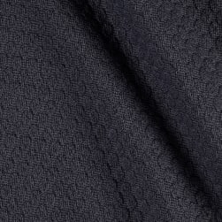 Honeycomb Double Knit Charcoal