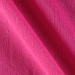 Island Breeze Gauze Fuchsia Fabric