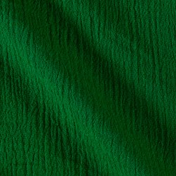 Island Breeze Gauze Flag Green Fabric