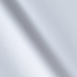 Outdoor Oxford Sailcloth White Fabric