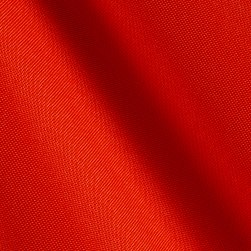 Outdoor Oxford Sailcloth Orange Fabric