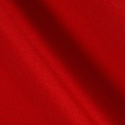 Outdoor Oxford Sailcloth Red Fabric