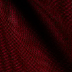 Outdoor Oxford Sailcloth Burgundy Fabric