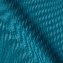 Outdoor Oxford Sailcloth Teal Fabric