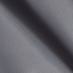 Outdoor Oxford Sailcloth Silver Fabric