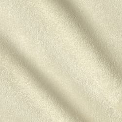 Vintage Suede Ivory Fabric