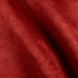 Vintage Suede Rust Fabric