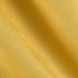 Vintage Suede Yellow Fabric