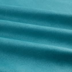 Vintage Suede Teal Fabric