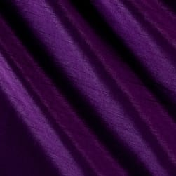 "120"" Faux Dupioni Light Plum"