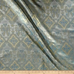 Clergy Brocades Turquoise