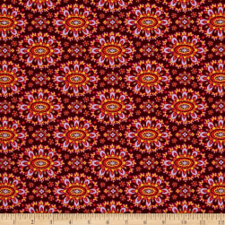 Amy Butler Eternal Sunshine Cloisonne Cabernet Fabric